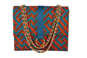 handcrafted Penelop ankara bag